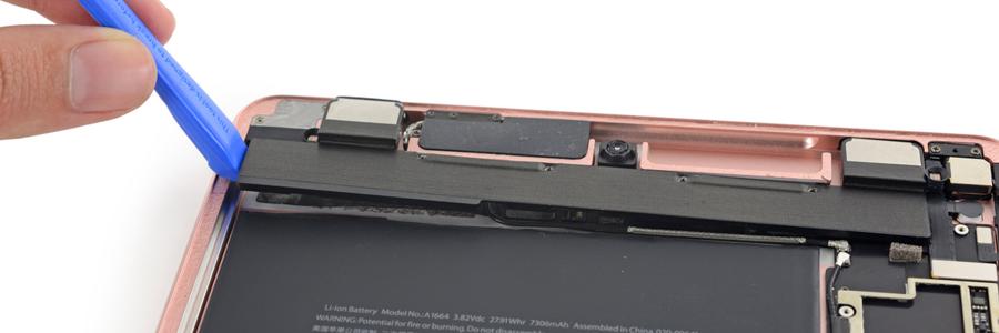 Riparazione Sostituzione Moduli Audio iPad Apple Imola