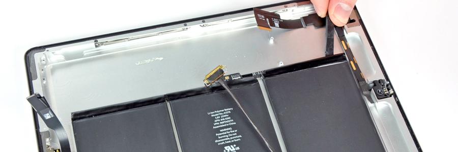 Assistenza Riparazione Sostituzione Batteria iPad Apple Imola