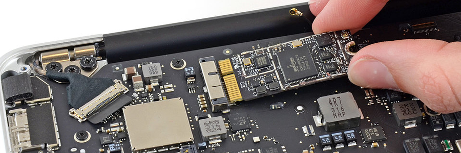 Riparazione Recupero Disossidazione Circuiti iPad Apple Imola