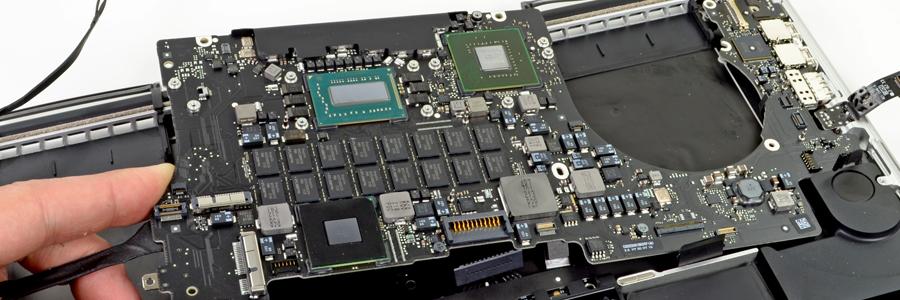 Assistenza Riparazione Sostituzione Scheda Logica MacBook Apple Imola