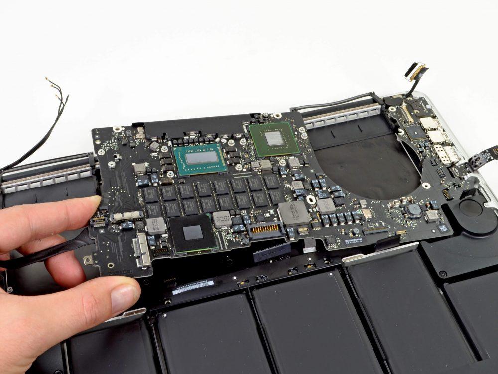 Riparazione scheda grafica e scheda video iMac